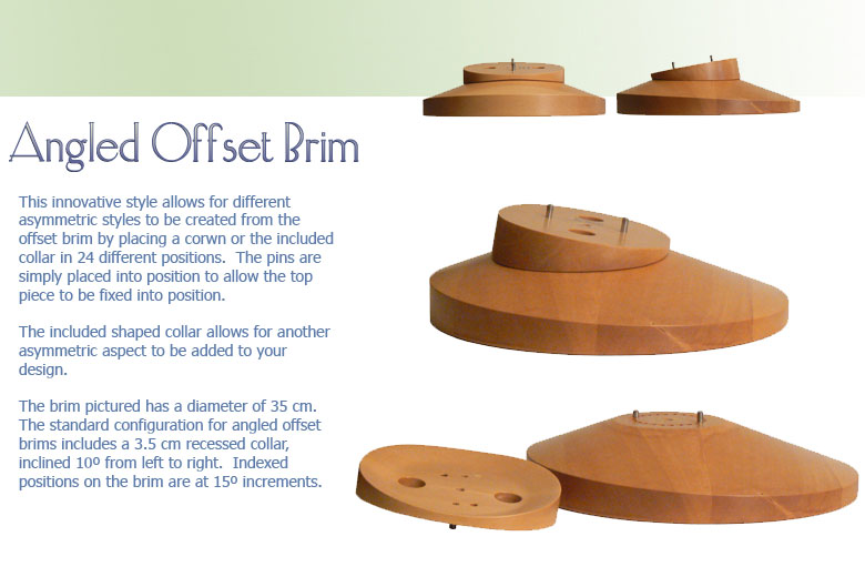 Angled Offset Brims 1
