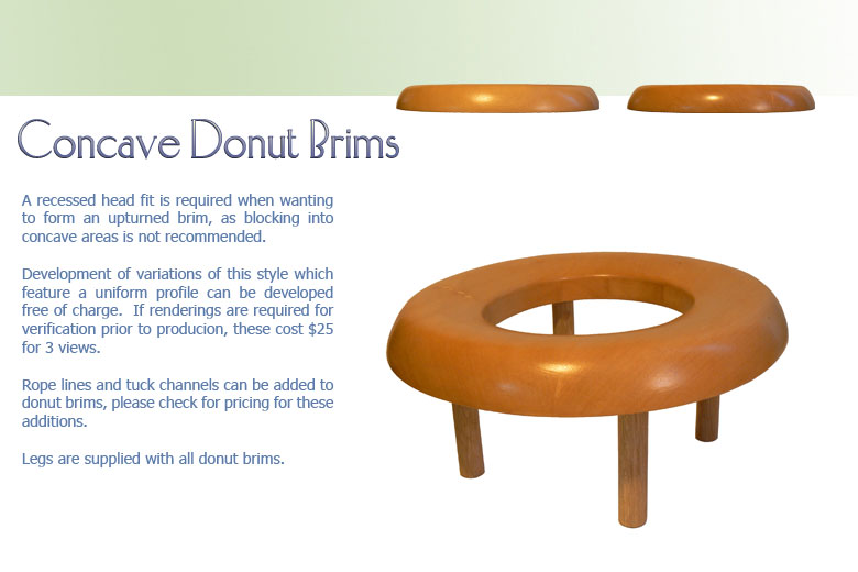 Concave Donuts 1
