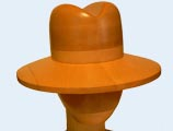 Creased Homburg + Medium Light Droop