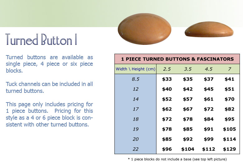 Turned Button 1