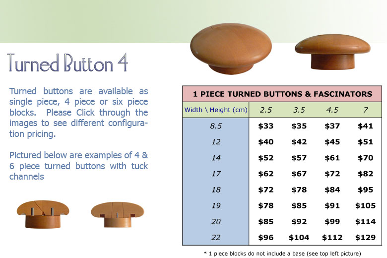 Turned Button 4 1
